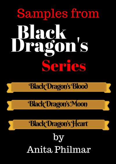 Samples From Black Dragon's Series