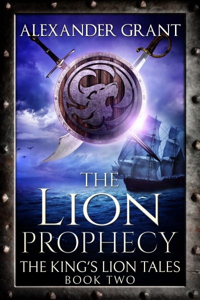 THE LION PROPHECY preview