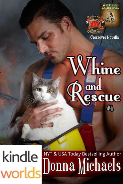 Whine and Rescue_First Chapter