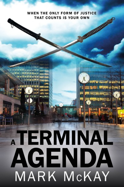 A Terminal Agenda  (The Severance Trilogy, Book 1)