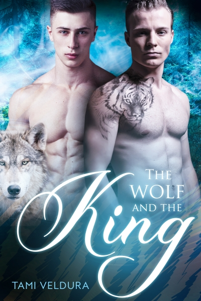 The Wolf And The King (A 10k M/M Shifter Romance)