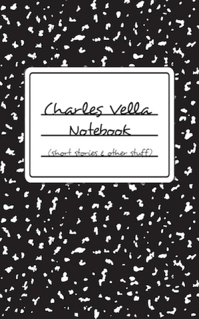 Charles Vella's Notebook