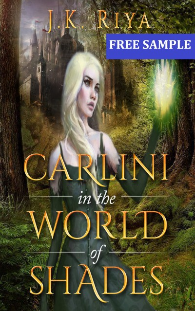 Carlini in the World of Shades - Sample