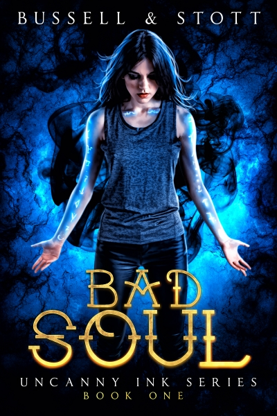 Bad Soul (The Uncanny Ink Series Book 1)