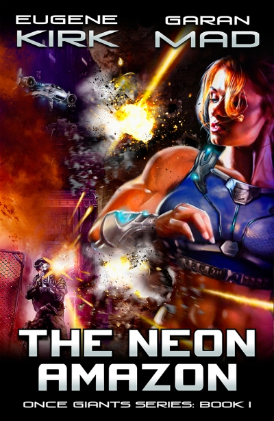 The Neon Amazon Sample