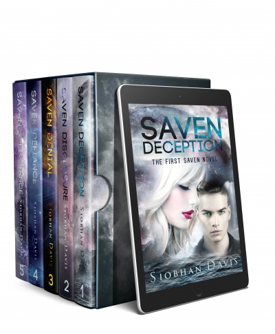 Saven: The Complete Series