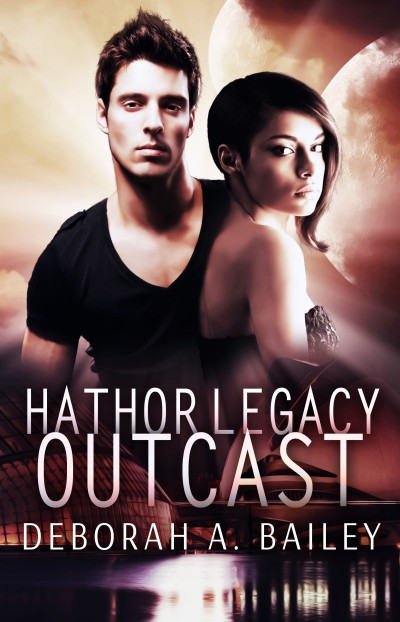 Hathor Legacy: Outcast - Hathor Legacy Series Book 1