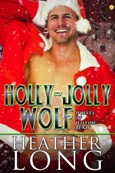 Holly Jolly Wolf