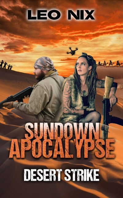 Sundown Apocalypse 4: Desert Strike