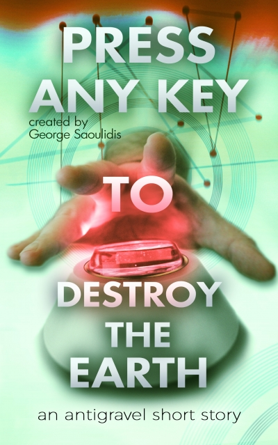 Press Any Key To Destroy The Earth