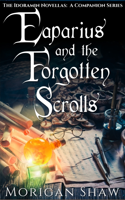 Eaparius and the Forgotten Scrolls