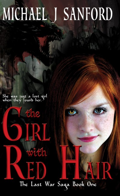 The Girl with Red Hair (Book One of The Last War Saga) [FULL NOVEL]