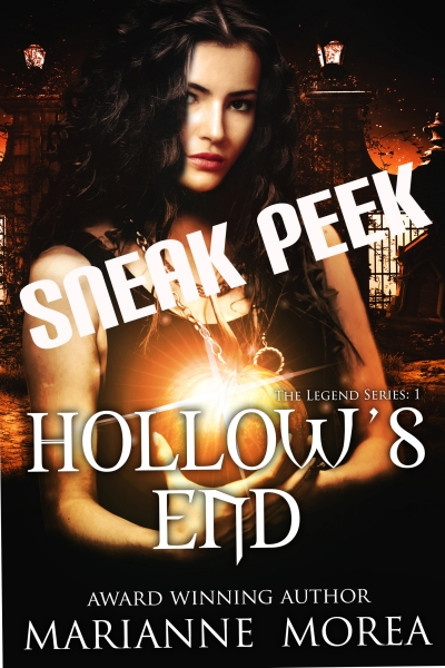 Hollow's End Sneak Peek