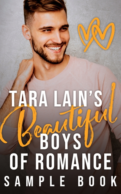 Tara Lain's Beautiful Boys of Romance - Sample Book