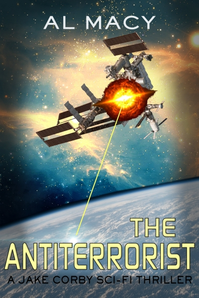 The Antiterrorist: A Jake Corby Sci-Fi Thriller
