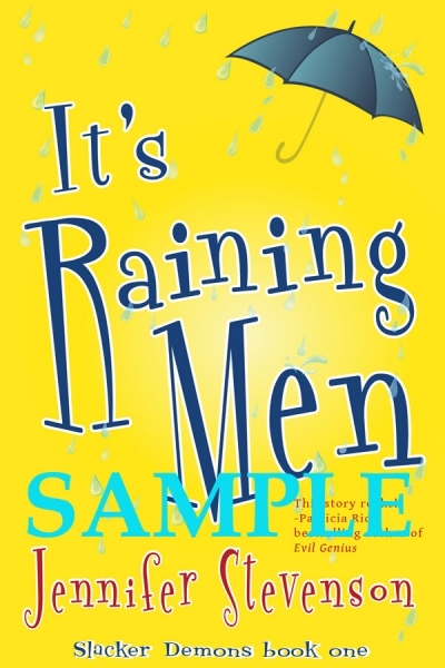 It's Raining Men SAMPLE