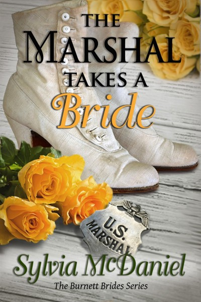 Sneak Peak: The Marshal Takes a Bride - The Burnett Brides Book 3