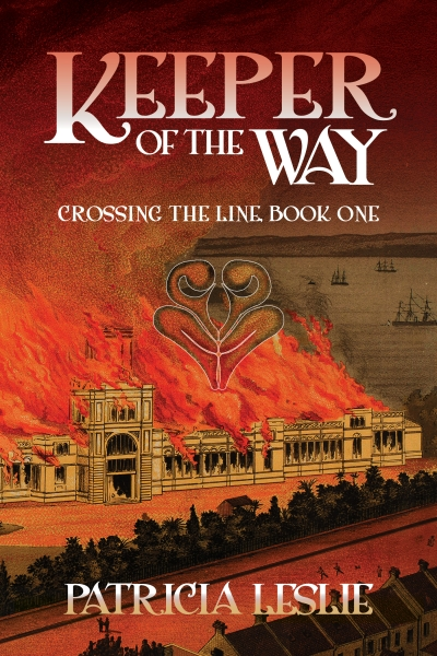 Keeper of the Way, by Patricia Leslie (sample)
