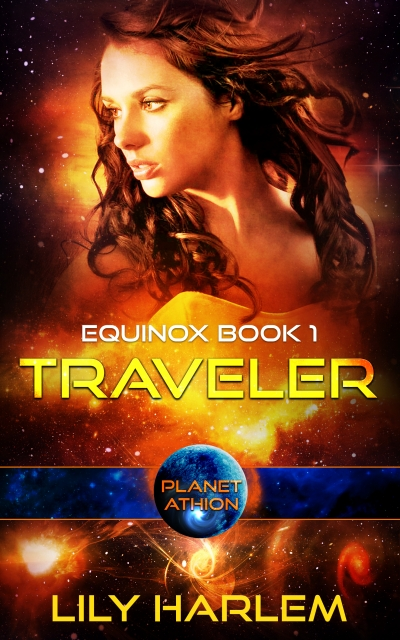 Traveler. Equinox Book 1. Planet Athion Series