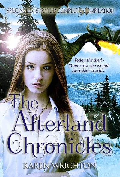 The Afterland Chronicles (Special Illustrated Complete Trilogy Compilation)