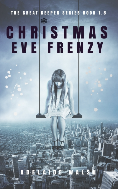 Christmas Eve Frenzy (The Great Keeper series, dystopian romance short story)