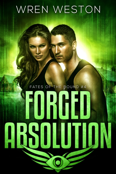 Forged Absolution (Book #4 - Fates of the Bound )
