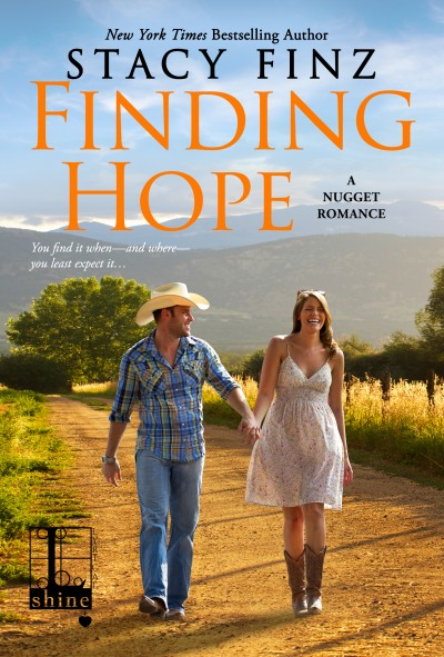 Finding Hope (small-town contemporary romance)