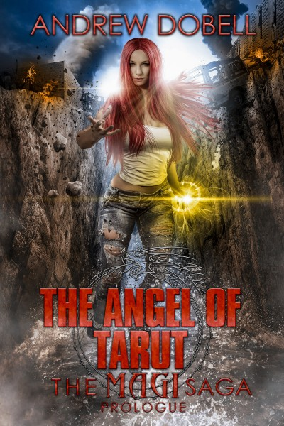 The Angel of Tarut - A Magi Saga short Story