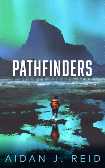 Pathfinders - A Sci-Fi/Paranormal Thriller