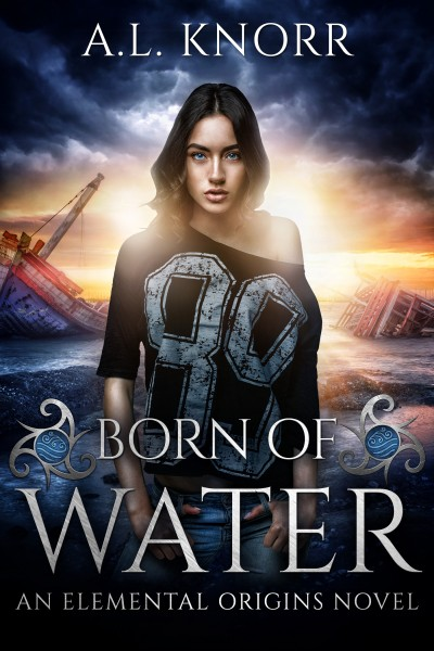Born Of Water. An Elemental Origins Novel. (Sample)