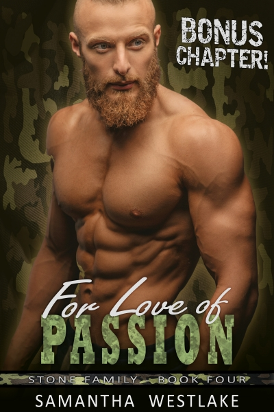 For Love of Passion - Bonus Story
