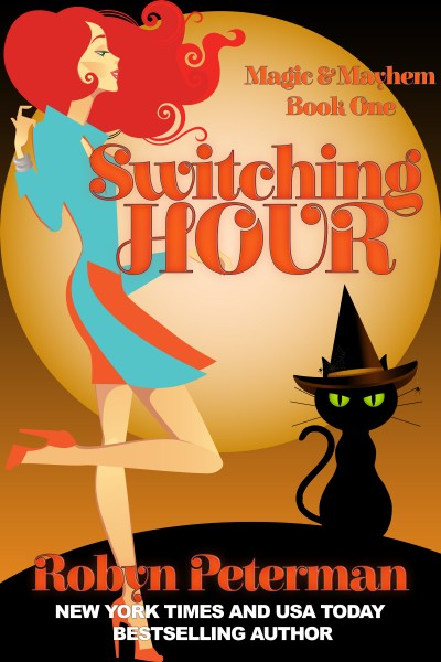 Switching Hour (A GINORMOUS Sneak Peek)