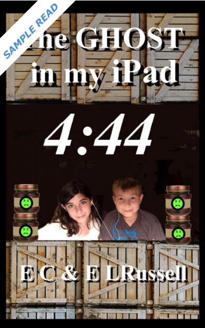 The Ghost in my iPad - 4:44