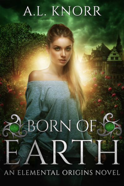 Born of Earth: An Elemental Origins Novel