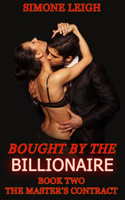 The Master's Contract - Book 2 of the 'Bought by the Billionaire' series