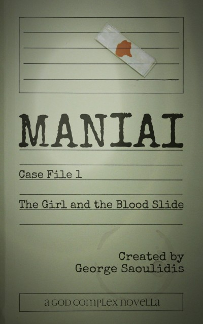 Maniai Case File 1: The Girl And The Blood Slide
