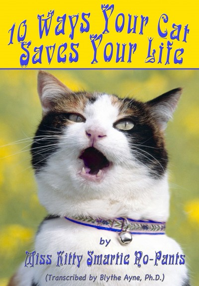 10 Ways Your Cat Saves Your Life