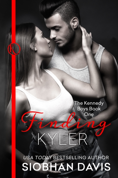 Finding Kyler (The Kennedy Boys Book 1)