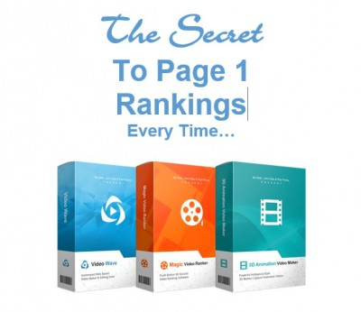 The Secret of Page 1 Rankings Everytime