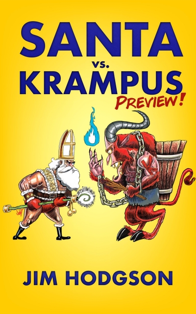 Santa vs. Krampus Preview