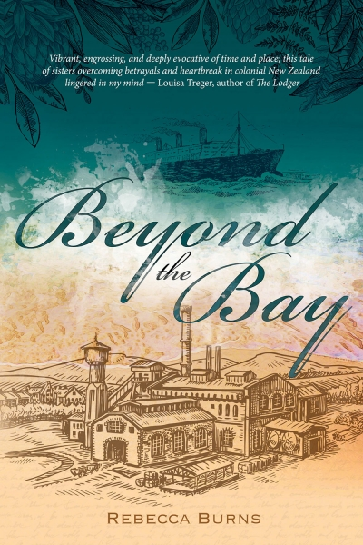 Beyond the Bay, by Rebecca Burns (sample)