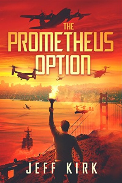 The Prometheus Option (Techno Thriller, Science Fiction)