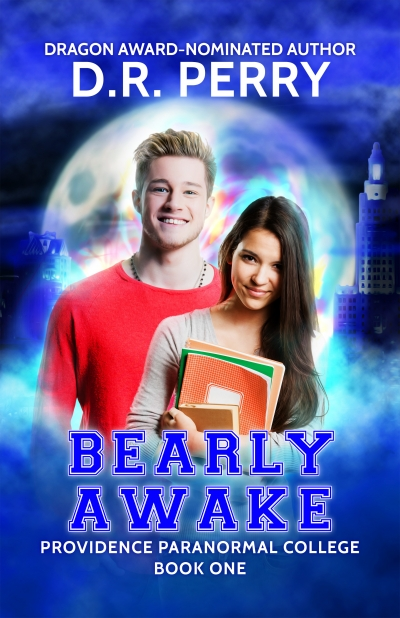Bearly Awake Providence Paranormal College Book One: Sample