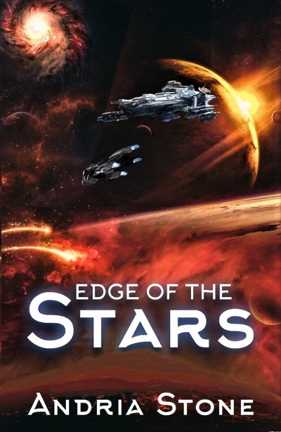 Edge Of The Stars (Book 2): A TechnoThriller Science Fiction