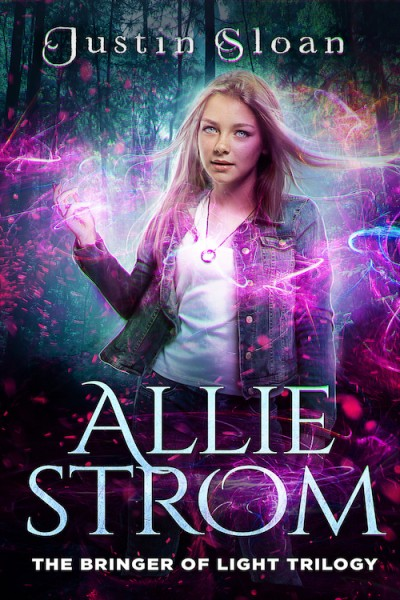 Allie Strom and the Ring of Solomon - A Sneak Peek