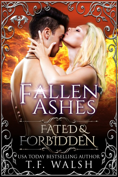 Fallen Ashes (Fated & Forbidden) Preview