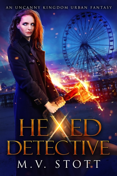Hexed Detective (A Hexed Detective Book): Free Sample