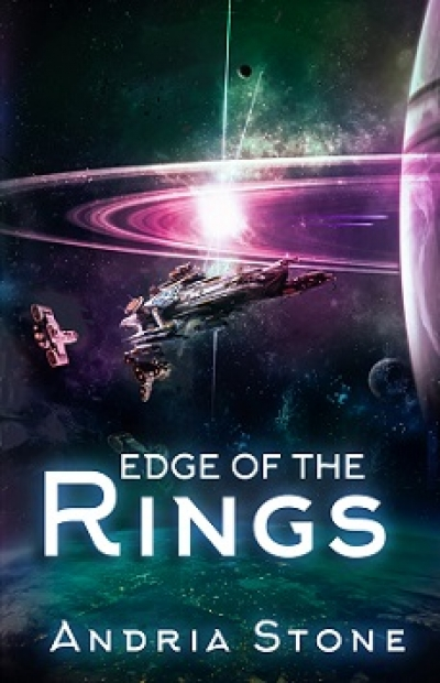 Edge Of The Rings (Book 3) A TechnoThriller Science Fiction