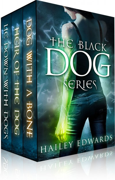 Black Dog Series Bundle