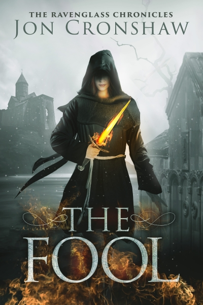 The Fool, book 1 of the Ravenglass Chronicles